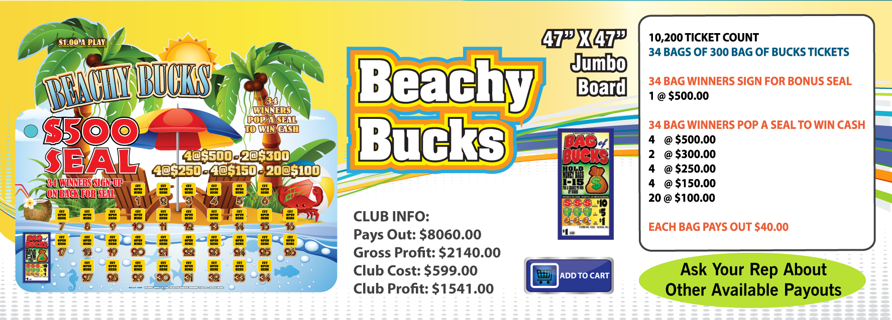 Beachy Bucks