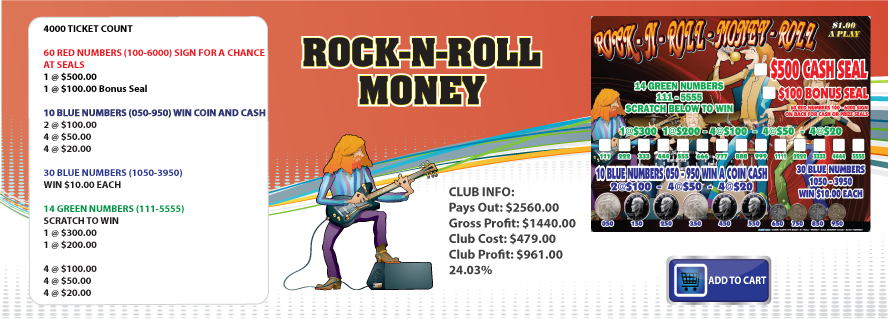 Rock N Roll Money